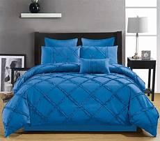 11 cannes malibu blue bed in a bag set
