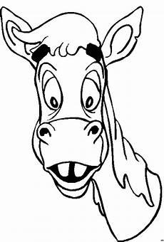 Malvorlage Esel Einfach Dusseliger Esel Ausmalbild Malvorlage Comics
