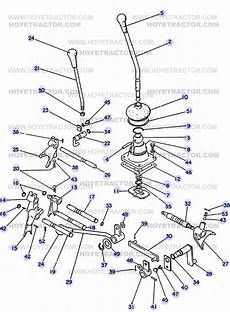 Shifter Yanmar Tractor Parts