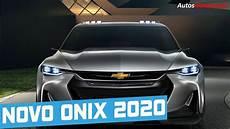 chevrolet onix 2020 novo onix 2020 novidades autos novos