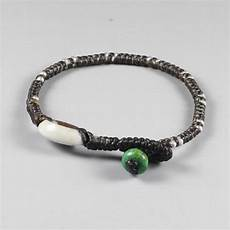 Rope Bracelet Designs Original Design Behomia Rope Chain With Natural Shell 925