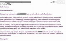 Email Introducing Yourself How Not To Write An E Mail Rediff Com Get Ahead