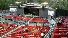 Greek Theater Seating Chart North Terrace The Greek Theatre Los Angeles Seats View South Terrace