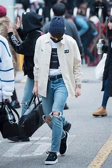 23 best bts jungkook airport fashion images on