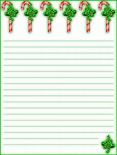 Holiday Stationery Paper Free Printable Lined Christmas Stationery Holiday Money