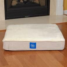 serta pet beds true response pillow with memory foam