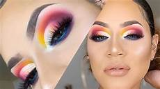 maquillaje colorido para primavera colorful makeup