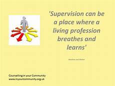 What Makes A Great Supervisor What Makes A Good Counselling Supervisor Counselling In