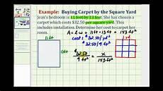 Carpet Conversion Chart Ex Unit Conversion Proportion Application Cost Of
