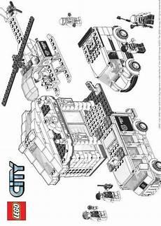 lego city feuerwehr ausmalbilder