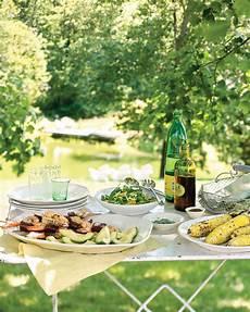 Summertime Party Menus Summer Menus Martha Stewart