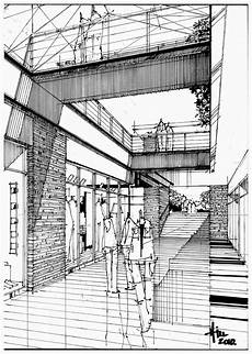 Architecture Design Drawing Techniques Design Stack A Blog About Art Design And Architecture