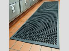 """Dura Chef 1/2 inch"" Rubber Comfort Mats"
