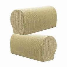 1 pair stretchy sofa armrest covers furniture arm rest