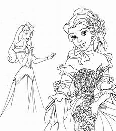 6 best images of disney printable disney princess