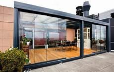 veranda per terrazzo idee per chiudere un terrazzo galleria di immagini