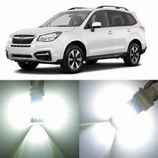 Subaru Xv Brake Light Bulb Alla Lighting Turn Signal Brake Light White 12v Led Bulb