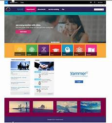 Sharepoint Online Template Sharepoint Online Design Template And Video Repository