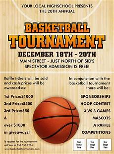 Basketball Flyer Basketball Court Flyer