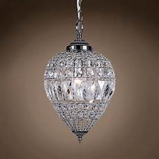 Pendant Light Joshua Marshal 7022 001 1 Light Beaded Crystal Mini