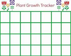 Pea Plant Growth Chart Diy Garden Crafts Perfect For Summer Moment