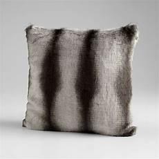 faux chinchilla fur pillow discontinued pillows throw