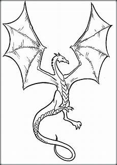 Ausmalbilder Kostenlos Ausdrucken Dragons Flying Coloring Pages At Getcolorings Free