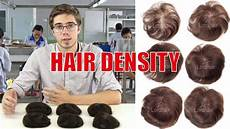 Hair System Light Density Choose The Right Hair Density For Your Hair System