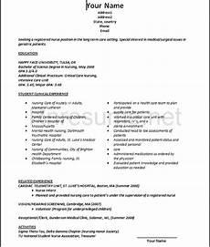 New Grad Rn Resumes Curriculum Vitae Current Curriculum Vitae Samples In Botswana