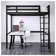 loft bed frame ikea s best small space items popsugar