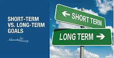 Short Term Goal And Long Term Goal For It Professional Setting Short Term Vs Long Term Goals In Your Mlm