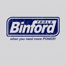 Binford Werkzeug by Binford Tools Tool Times T Shirt Teevault
