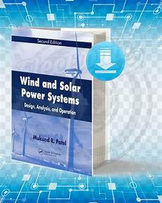 Analysis And Design Of Energy Systems Pdf Download Download Wind And Solar Power Systems Design Analysis And