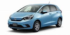 Honda Electric Fit 2020 by 2020 Honda Fit Gets Facelift And Two Motor Hybrid Powertrain