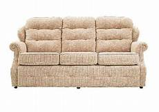g plan oakland 3 seater fabric sofa compact classic g
