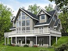 Home Design Story Two Story Window Wall 35532gh Architectural Designs