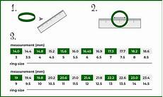 Thumb Pick Size Chart Ring Sizing Guide Studiofran
