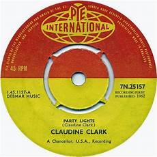 Claudine Clark Claudine Clark Party Lights From The Vaults Claudine Clark Born 26 April 1941