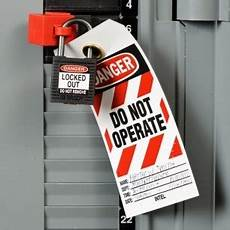 Lockout Tagout Energy Isolation Lock Out Tag Out Environmental