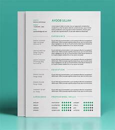 Resume Templates For Indesign 10 Best Free Resume Cv Templates In Ai Indesign Amp Psd