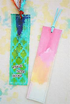 Make A Bookmarker Artsy Canvas Bookmark 183 How To Make A Bookmark 183 Art On