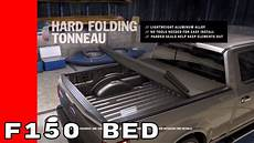 ford truck bed accessories tonneau cover features and