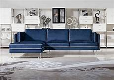 Contemporary Blue How To Decorate Your Living Room With A Modern Blue Fabric