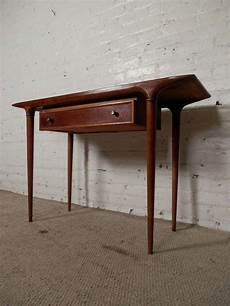 mid century modern console table by at 1stdibs