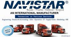 Navistar Careers Navistar Manufacturer Hiring For Staff Jobs