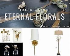 Erika Lighting Designer Trend Watch Eternal Florals Floral Inspiration