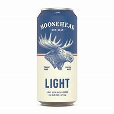 Moosehead Light Calories Moosehead Light 473ml