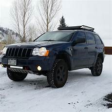 Wk Light Bar Jeep Grand Cherokee Wk 2005 2010 As Expo Vehicle Page