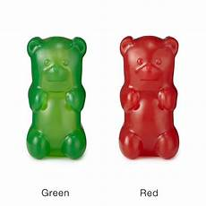 Red Gummy Bear Night Light Gummy Bear Lights Gummi Bear Lamp Nightlight