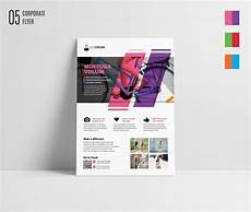 Indesign Flyer Template Free Free Indesign Bundle 10 Corporate Flyer Templates